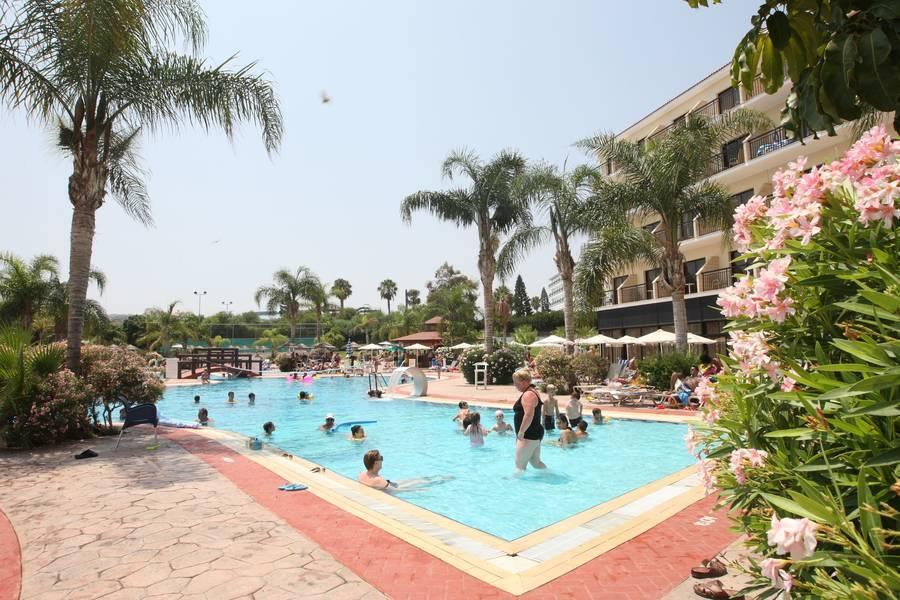 Tsokkos Gardens Hotel Protaras Cyprus Book Tsokkos Gardens