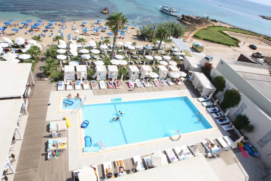 tsokkos silver sands hotel protaras cyprus book tsokkos. Black Bedroom Furniture Sets. Home Design Ideas