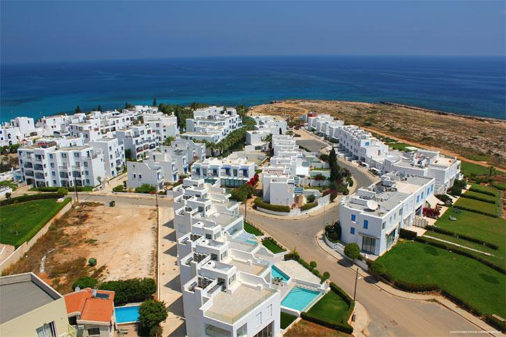 Holidays at Louis Nausicaa Beach Apartments in Protaras, Cyprus