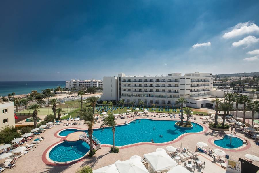 Holidays at Tsokkos Beach Hotel in Protaras, Cyprus
