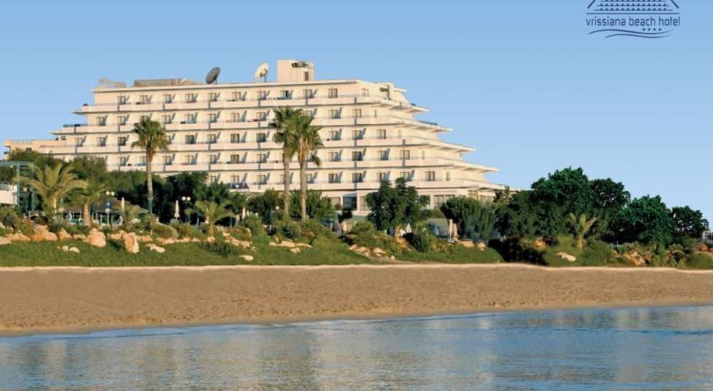 Vrissiana Beach Hotel Cyprus