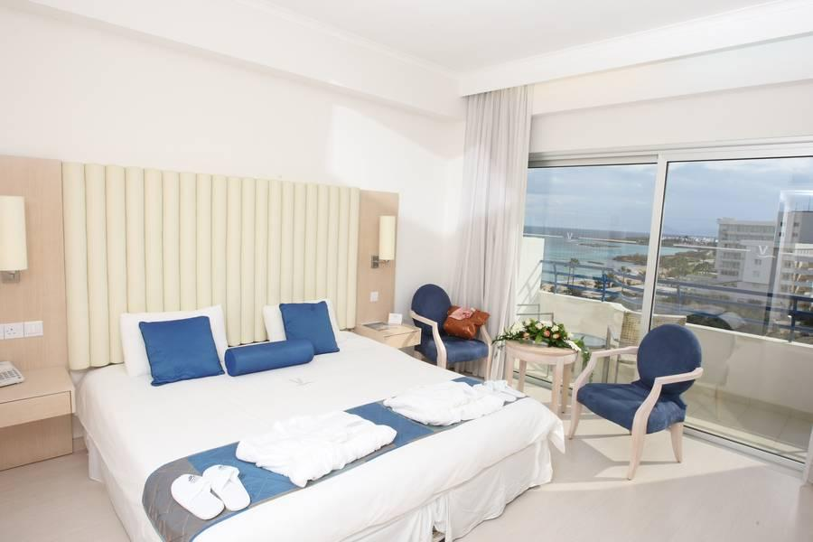 Holidays at Vrissiana Beach Hotel in Protaras, Cyprus