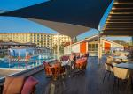 Bar of Atlantica Aeneas Hotel