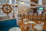 Bar at Atlantica Aeneas Hotel