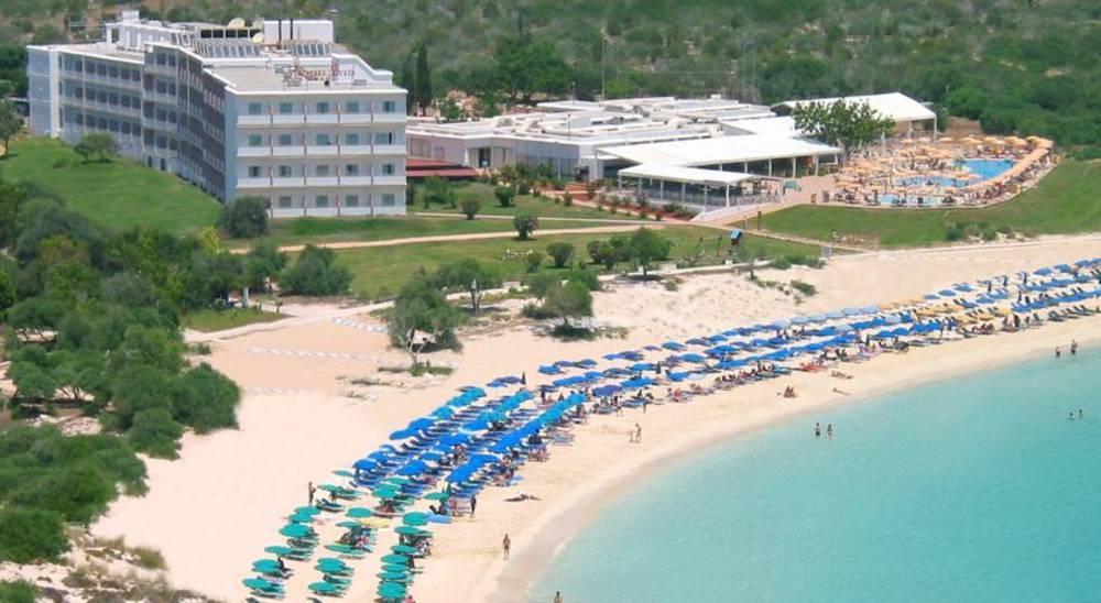 Holidays at Asterias Beach Hotel in Ayia Napa, Cyprus