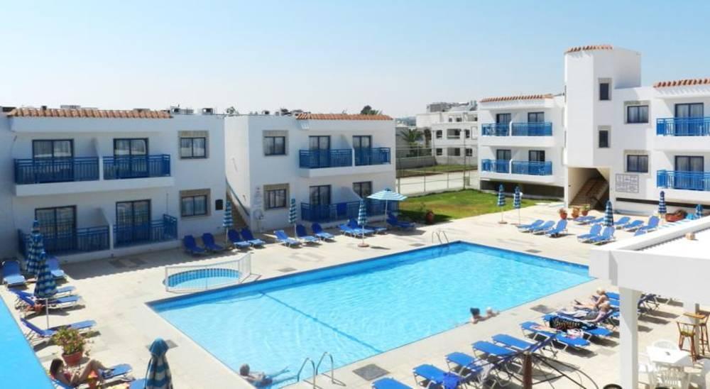 Holidays at Evabelle Napa Apartments in Ayia Napa, Cyprus