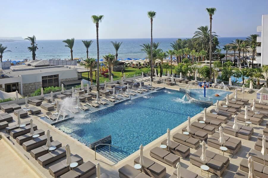 Holidays at Nelia Beach Hotel in Ayia Napa, Cyprus