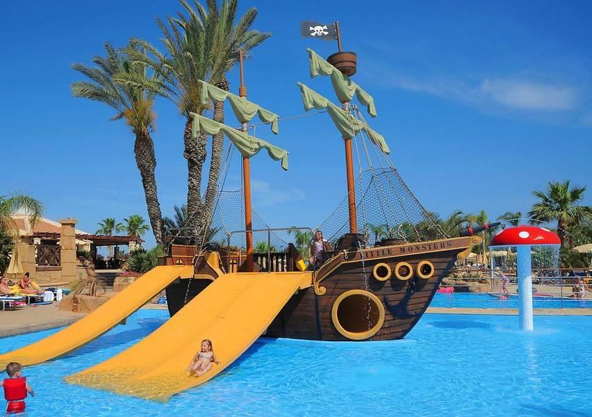 Olympic Lagoon Resort Hotel Ayia Napa Cyprus Book