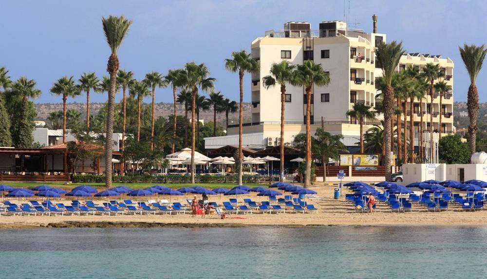 Holidays at Pavlo Napa Beach Hotel in Ayia Napa, Cyprus