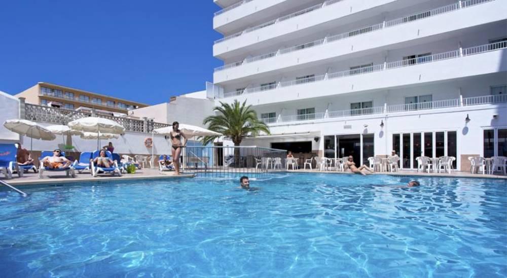 Holidays at HSM Reina Del Mar Hotel in El Arenal, Majorca