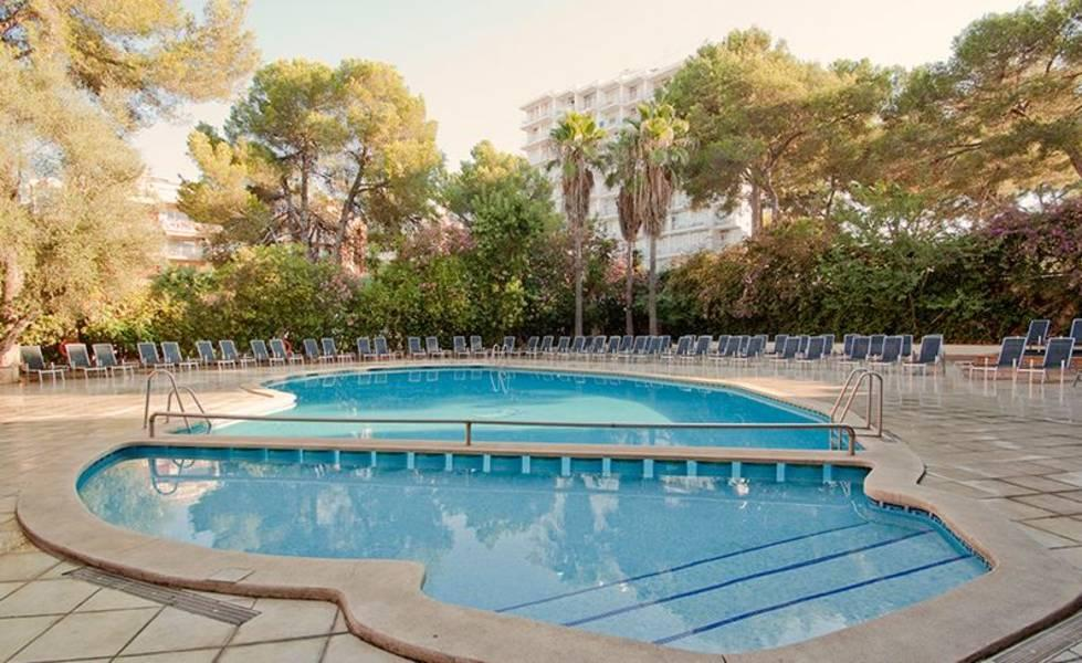 Holidays at Ipanema Park Beach Hotel in El Arenal, Majorca