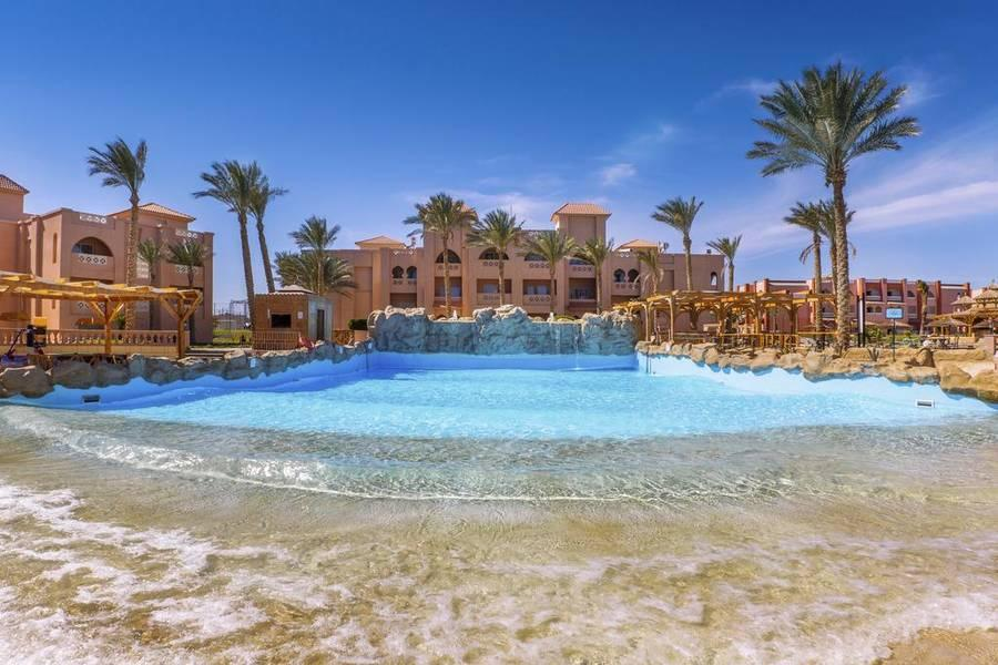 Holidays at Aqua Blu Hurghada in Safaga Road, Hurghada