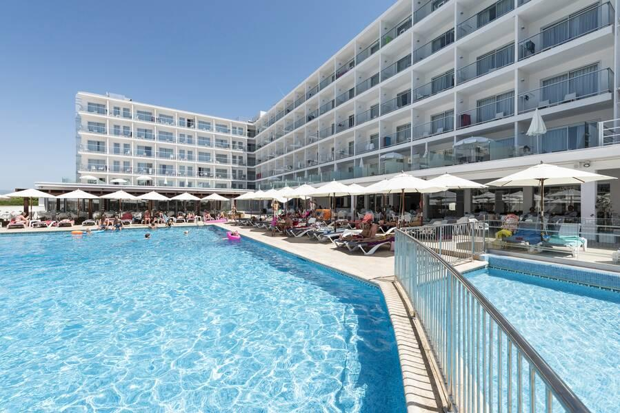 Holidays at Roc Leo Hotel in Ca'n Pastilla, Majorca