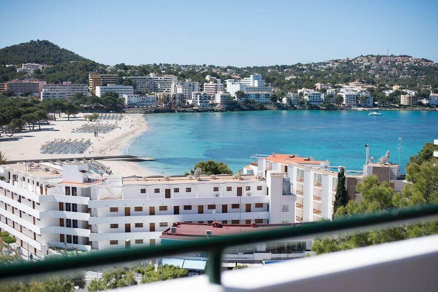 Sun Beach Apartments, Santa Ponsa, Majorca, Spain. Book ...