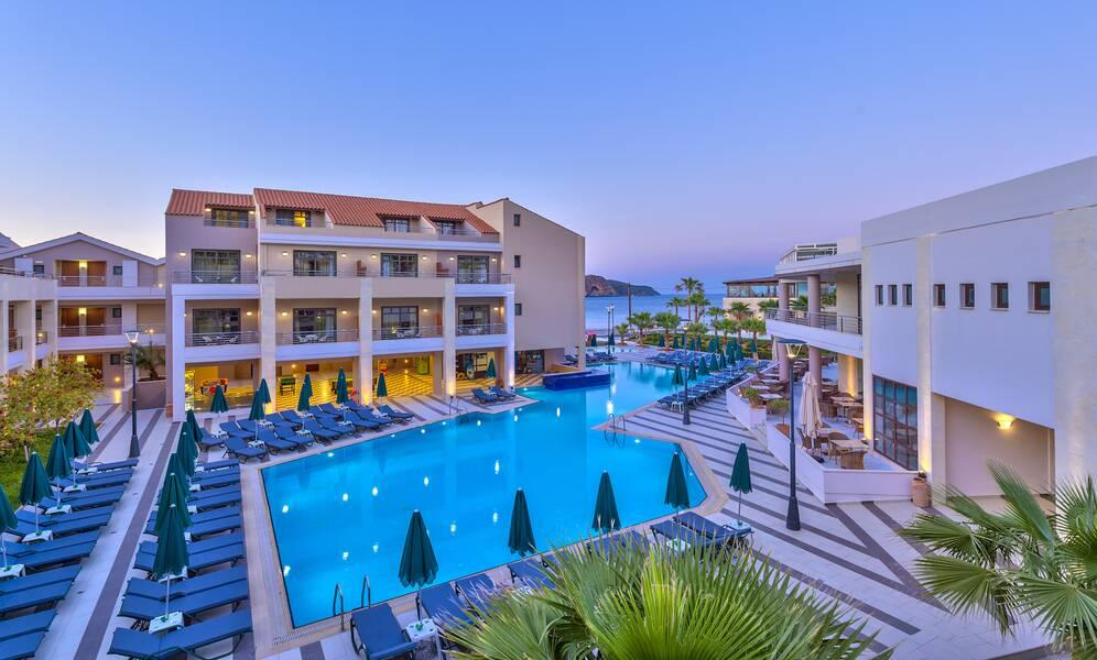 Holidays at Porto Platanias Beach Resort & Spa in Platanias Chania, Chania