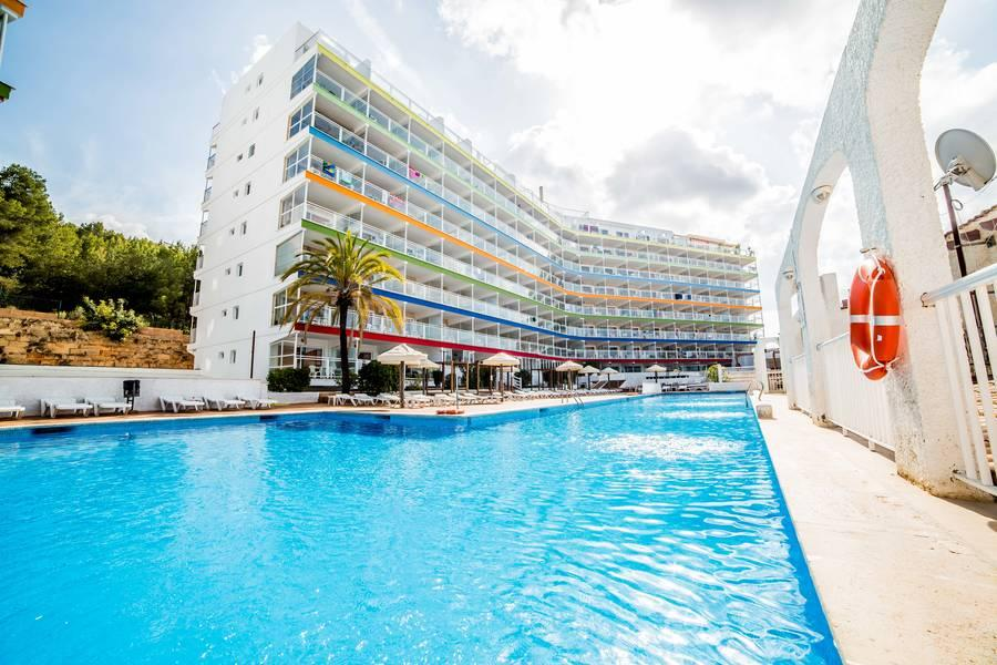 Holidays at Pierre & Vacances Mallorca Deya in Santa Ponsa, Majorca