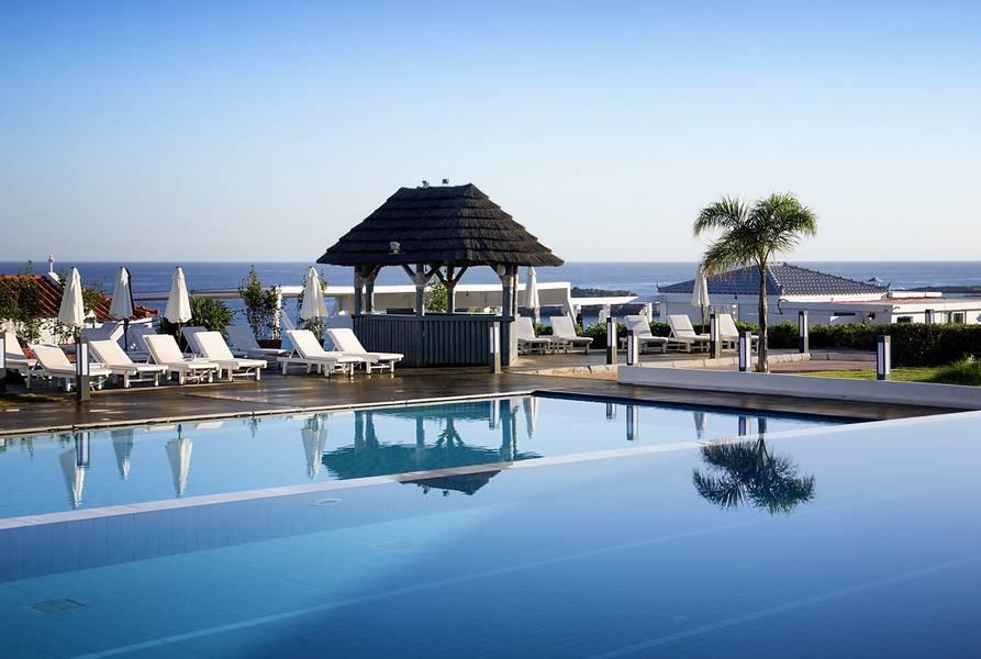 Holidays at Mr & Mrs White Crete Boutique Lounge & Spa in Stavros, Crete