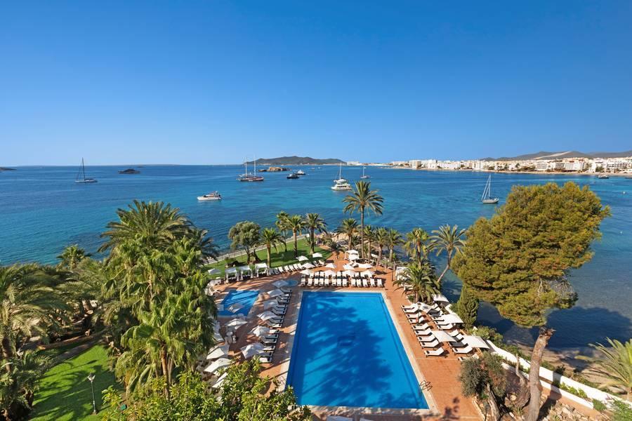 Holidays at THB Los Molinos Hotel in Figueretas, Ibiza