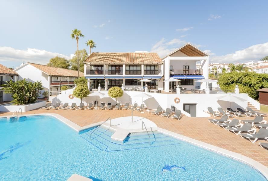 Holidays at Diana Park Hotel in Estepona, Costa del Sol