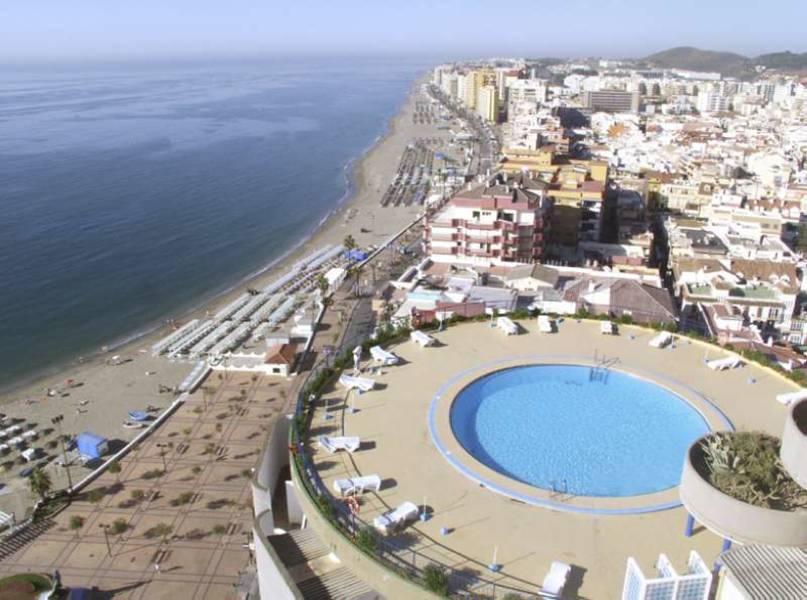 Holidays at El Puerto Hotel by Pierre and Vacances in Fuengirola, Costa del Sol