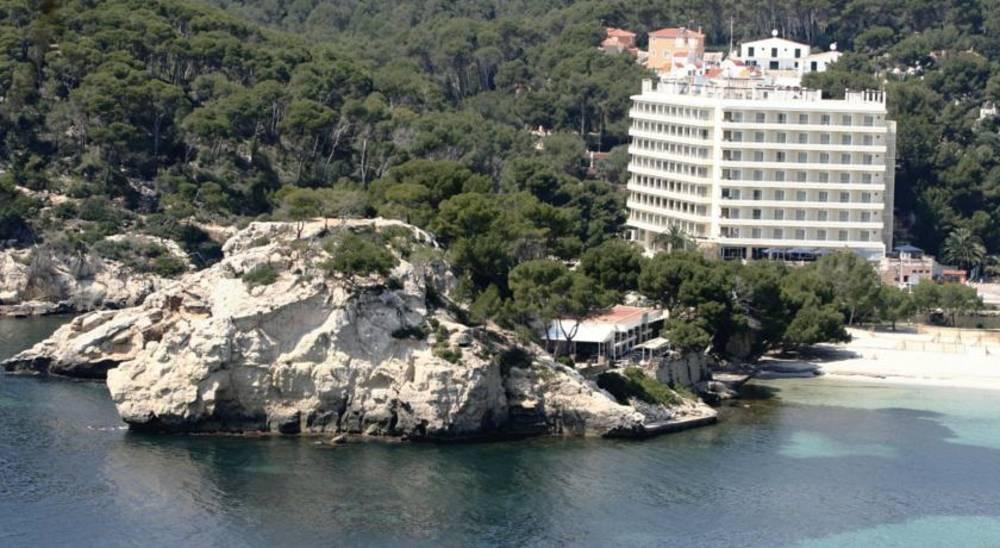 Holidays at Audax Spa and Wellness Hotel in Cala Galdana, Menorca