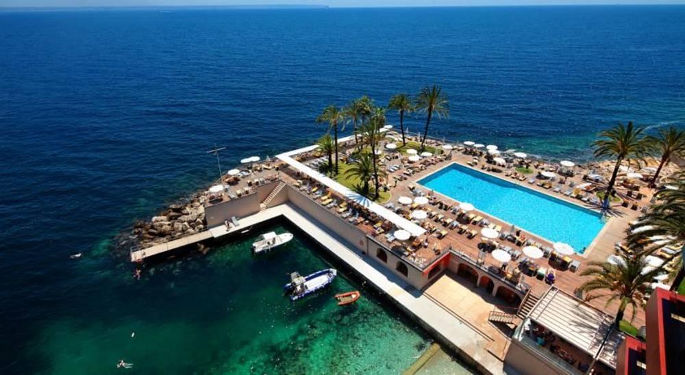 Holidays at Riu Palace Bonanza Playa Hotel in Illetas, Majorca