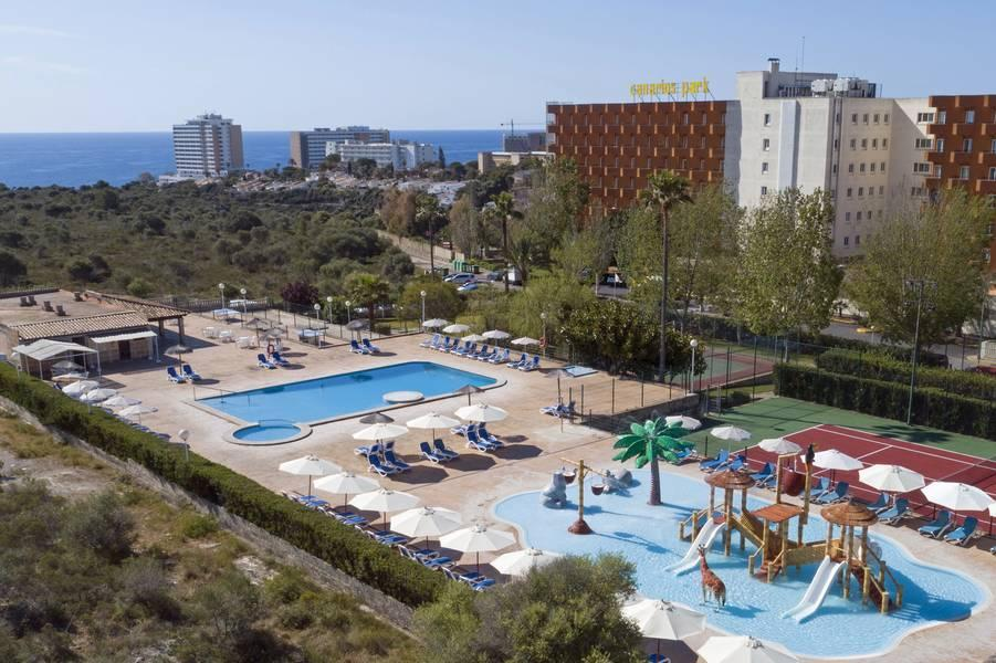 Holidays at HSM Canarios Park Hotel in Calas de Mallorca, Majorca