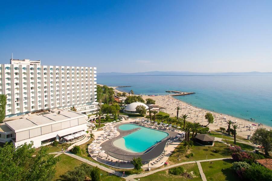 Holidays at Pallini Beach Hotel in Kalithea Halkidiki, Halkidiki