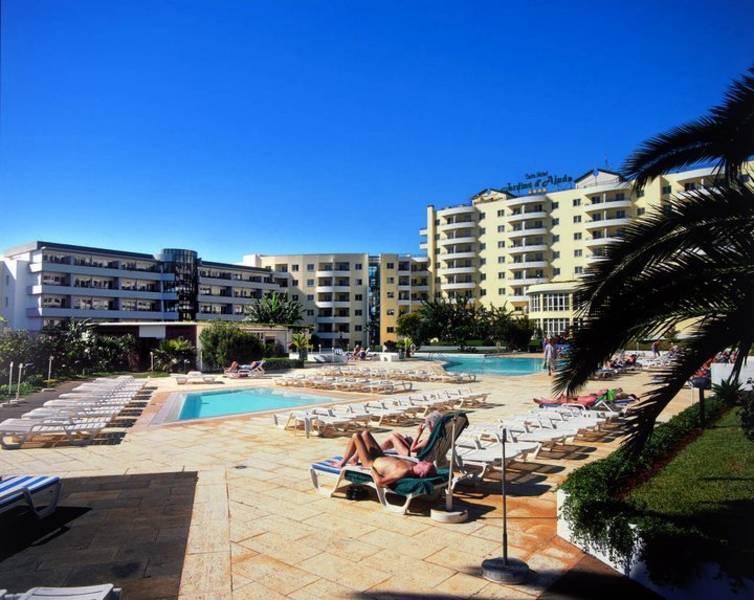 Holidays at Musa d'Ajuda Hotel in Funchal, Madeira