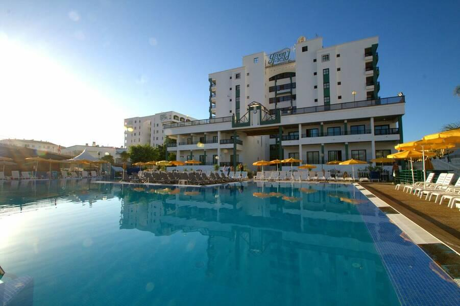 Holidays at Green Field Apartments in Playa del Ingles, Gran Canaria
