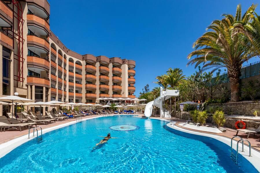 Holidays at Neptuno Hotel in Playa del Ingles, Gran Canaria