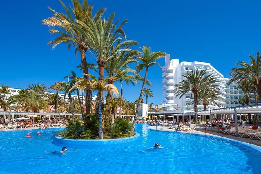 Holidays at Riu Papayas Hotel in Playa del Ingles, Gran Canaria