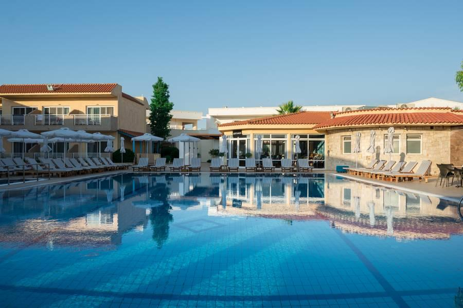 Holidays at Lavris Paradise Hotel in Gouves, Crete