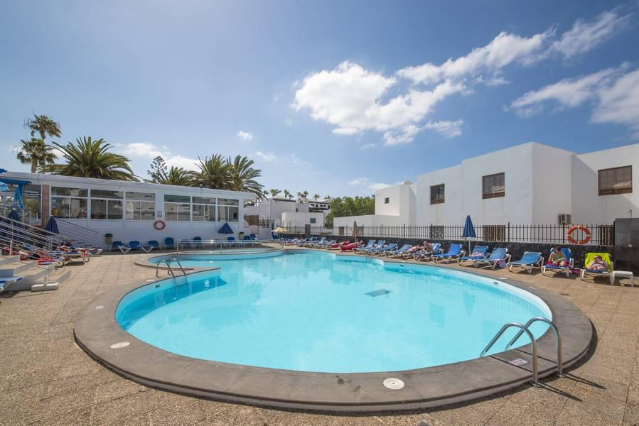 Holidays at Jable Bermudas Apartments in Puerto del Carmen, Lanzarote