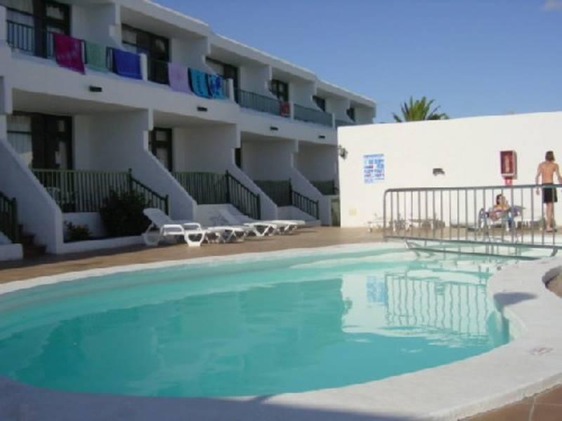 Holidays at Los Rosales Apartments in Puerto del Carmen, Lanzarote