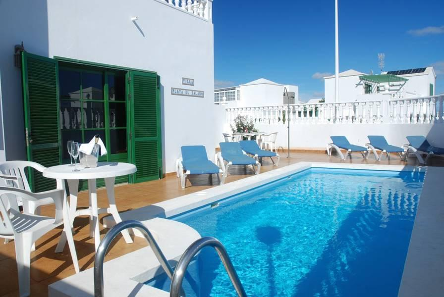 Holidays at La Bocaina Villas in Puerto del Carmen, Lanzarote