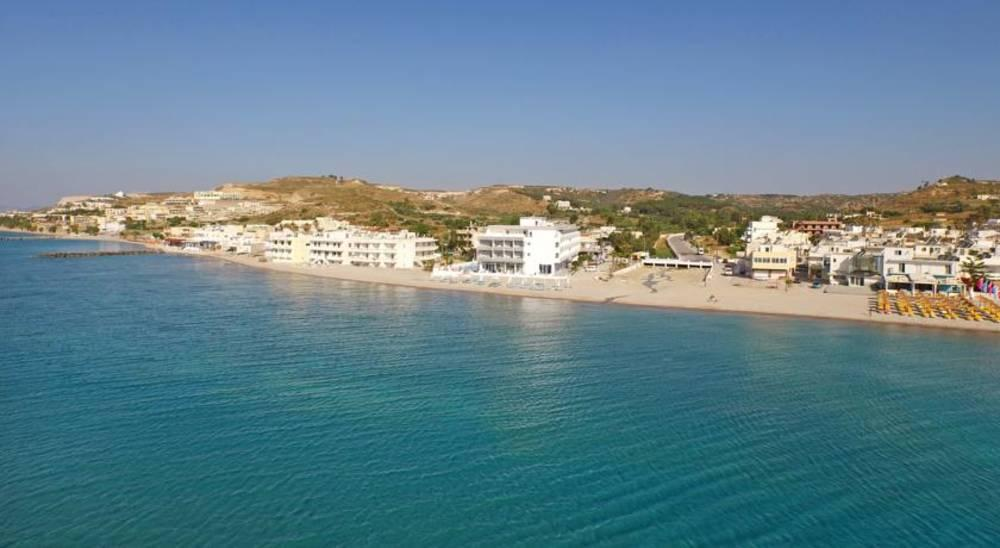 Holidays at Valynakis Beach Hotel in Kardamena, Kos
