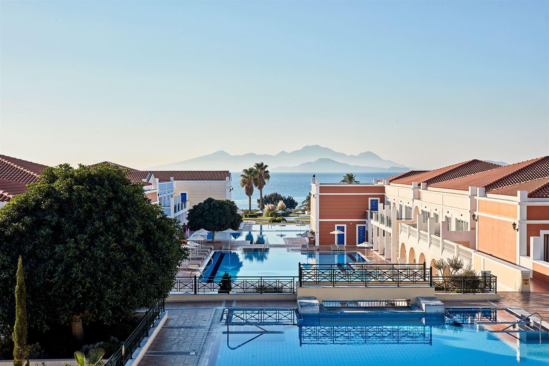 Holidays at Atlantica Porto Bello Royal Hotel in Kardamena, Kos