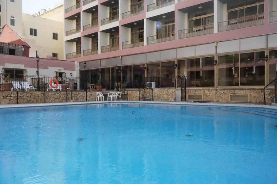 Holidays at Santa Hotel Sissi in Bugibba, Malta