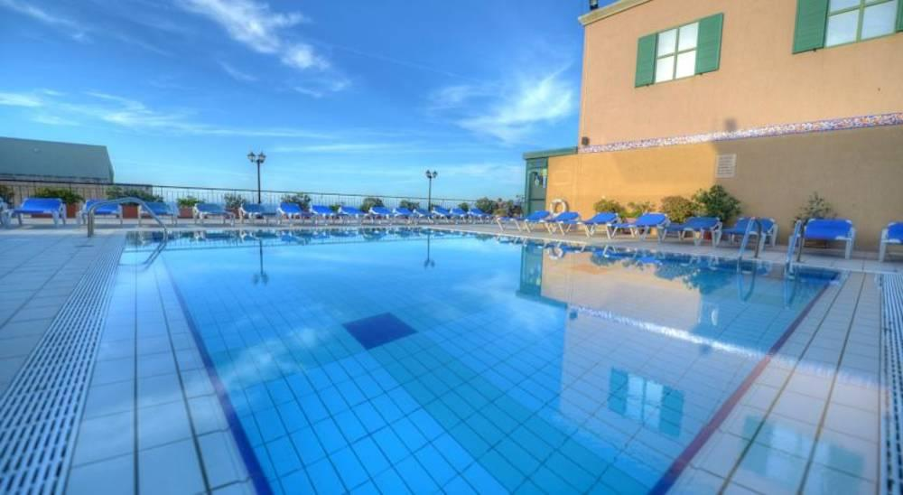 Holidays at Golden Tulip Vivaldi Hotel in St Julians, Malta