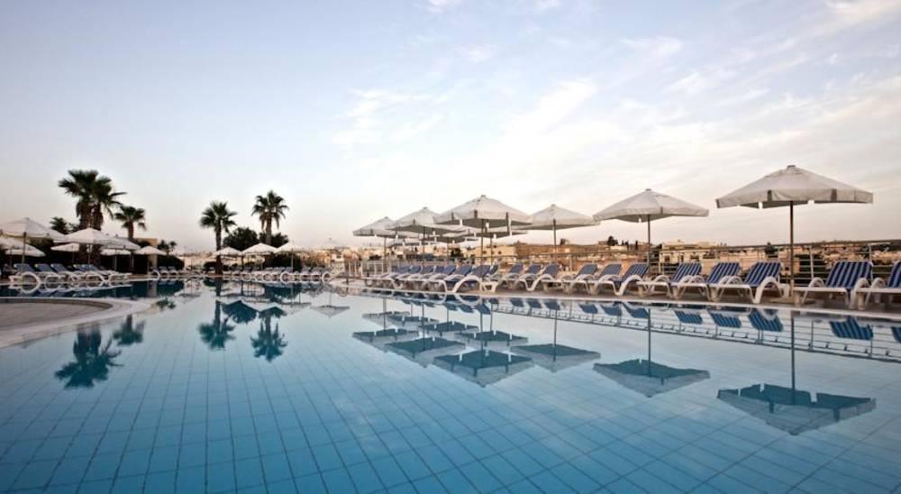 Holidays at InterContinental Hotel in St Julians, Malta