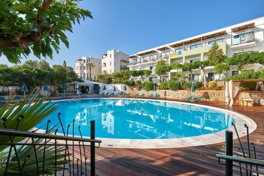 Holidays at Arminda Hotel in Hersonissos, Crete