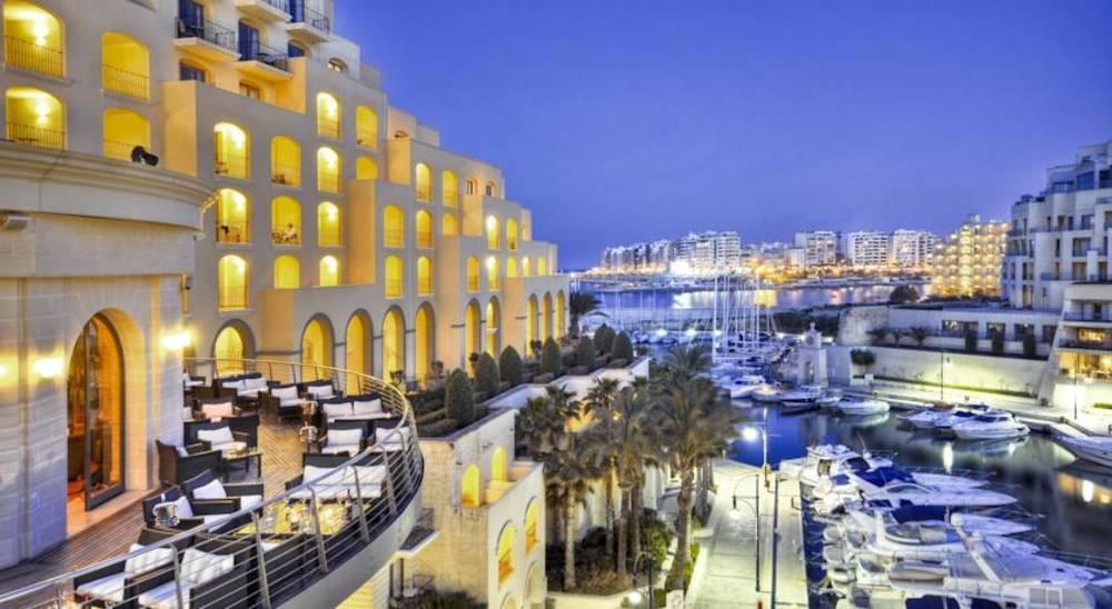 Holidays at Hilton Hotel Malta in St Julians, Malta