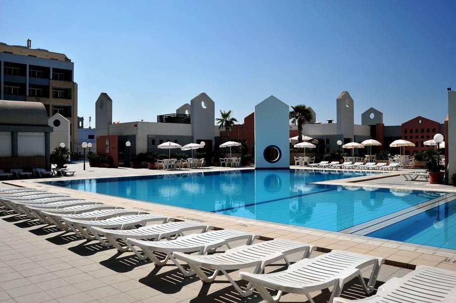 Holidays at St Georges Park & La Vallette Resort in St Julians, Malta