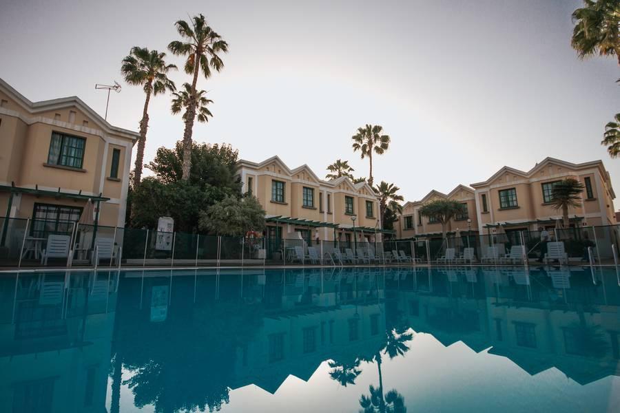 Holidays at Servatur Suns Gardens Apartments in Maspalomas, Gran Canaria