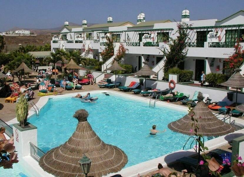 Holidays at Playa Pocillos Apartments in Matagorda, Lanzarote