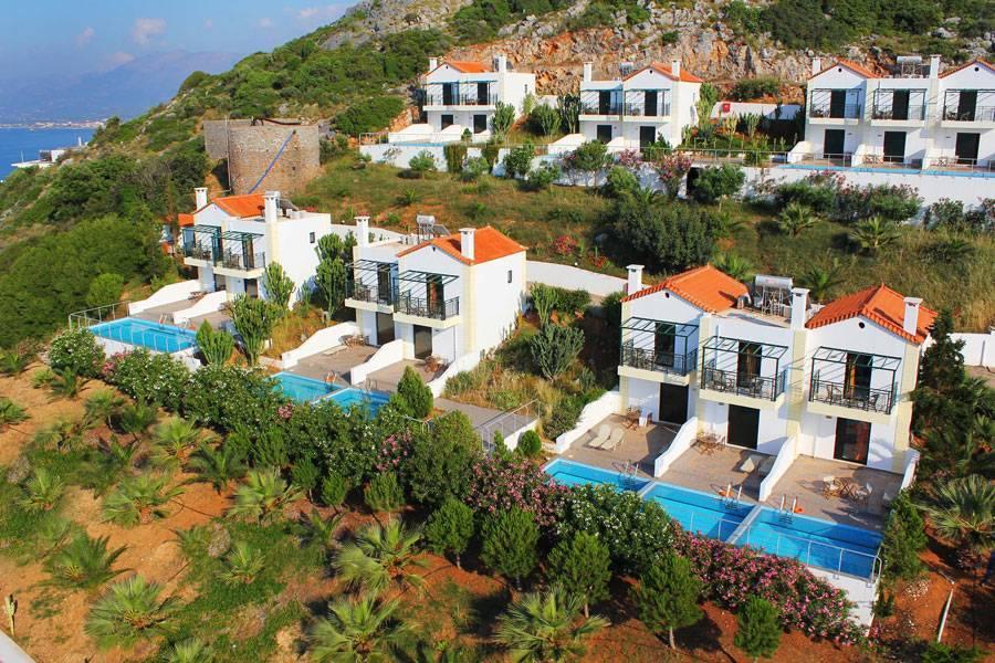 Holidays at Golden Villas in Hersonissos, Crete