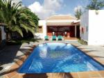 Picture of Swimming Pool and Water Slides at Labranda VIP Villas