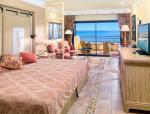 Private Terrace in Gran Atlantis Bahia Real Hotel