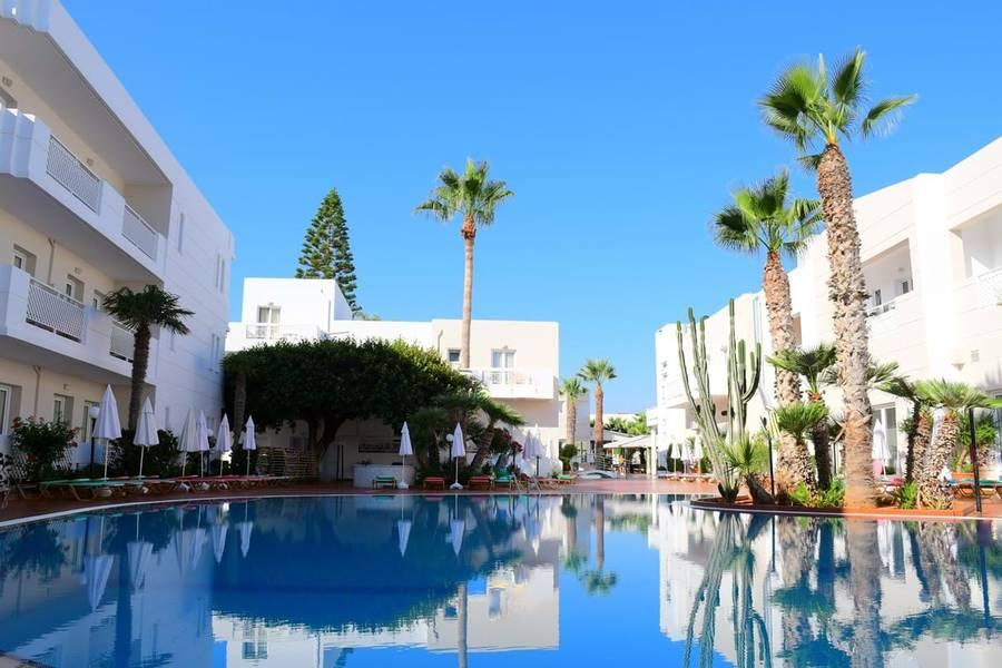 Holidays at Magda Hotel in Gouves, Crete